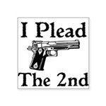 Plead the 2nd Sticker