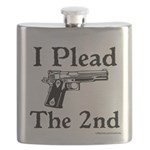 Plead the 2nd Flask