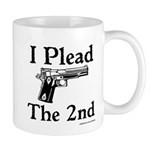 Plead the 2nd Mugs