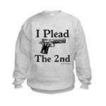 Plead the 2nd Sweatshirt
