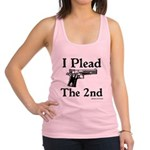 Plead the 2nd Racerback Tank Top