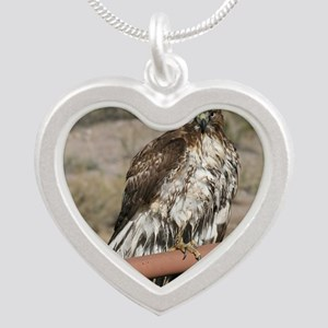 Red-Tailed Hawk Necklaces