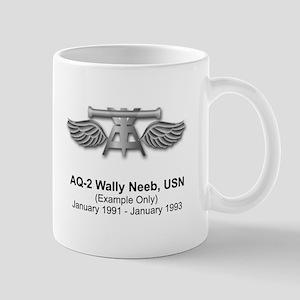 A-6 Intruder Va-65 Fighting Tigers Aq Mug Mugs