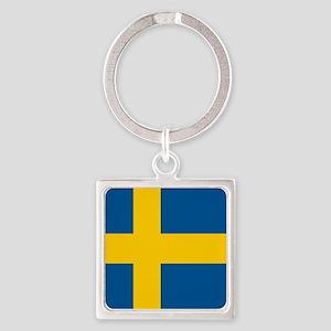 Flag of Sweden Keychains