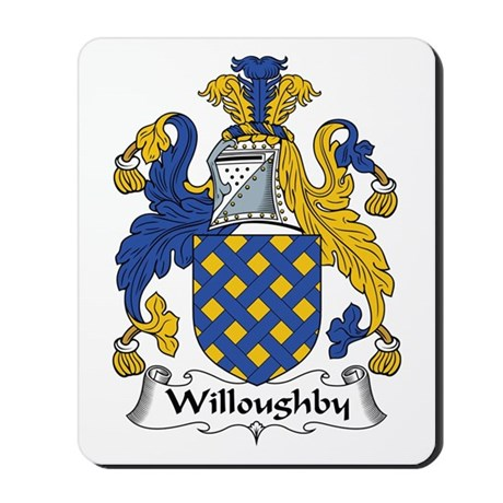 Willoughby Mousepad