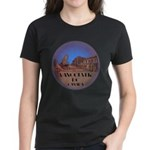 Vancouver Gastown Souvenir Women's Classic T-Shirt