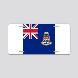 Flag of the Cayman Islands Aluminum License Plate