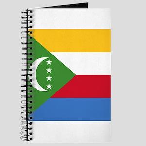 Flag of the Comoros Journal