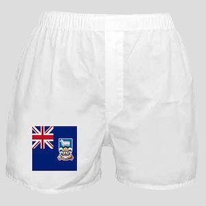 Flag of the Falkland Islands Boxer Shorts