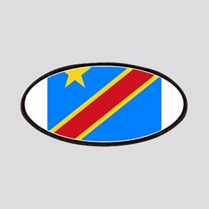 Flag of Congo Patches