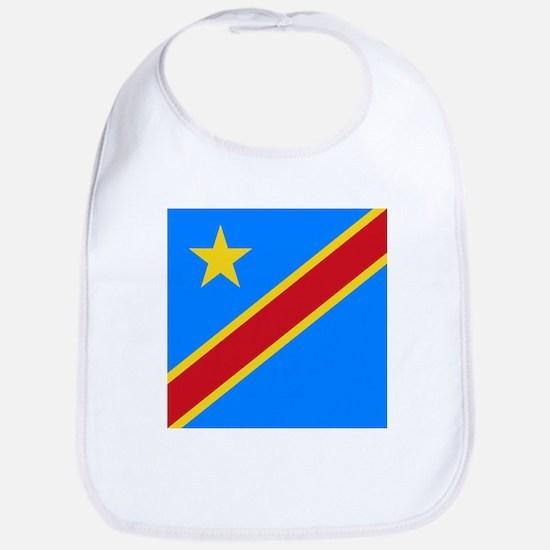 Flag of Congo Bib