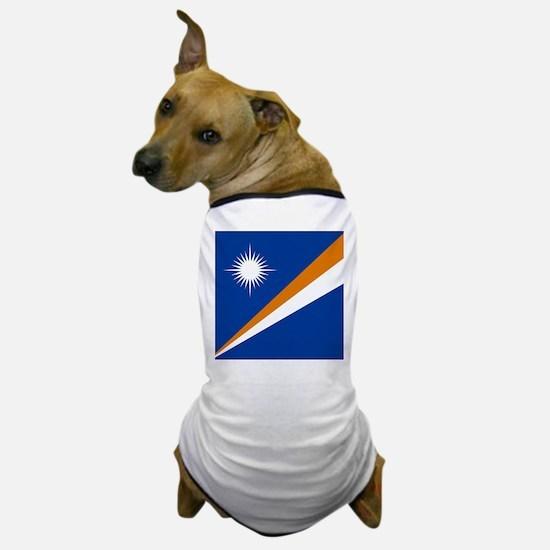 Flag of the Marshall Islands Dog T-Shirt