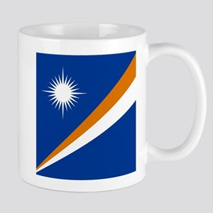 Flag of the Marshall Islands Mugs