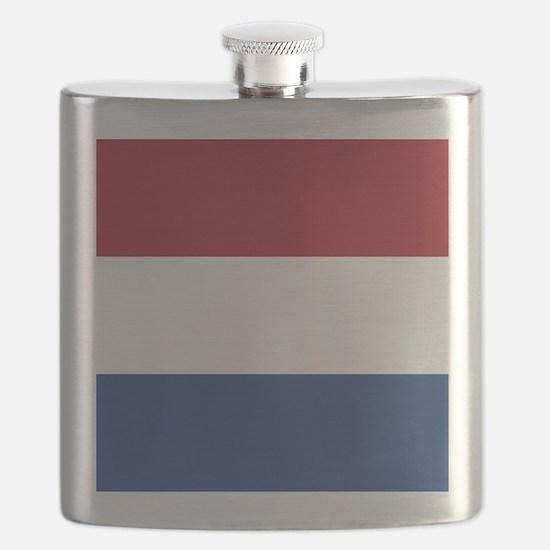 Flag of the Netherlands Flask