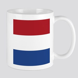 Flag of the Netherlands Mugs