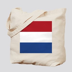 Flag of the Netherlands Tote Bag