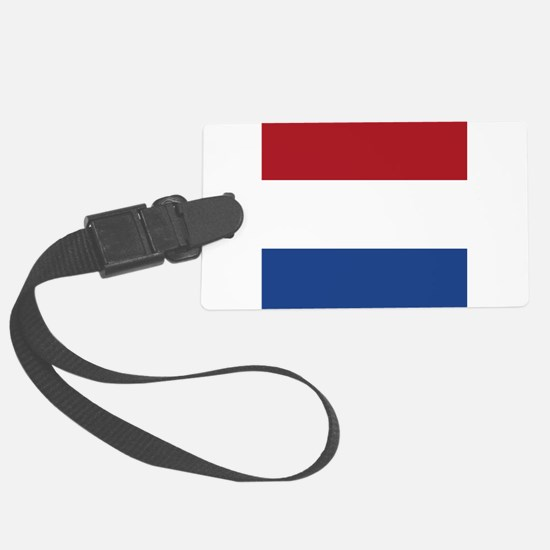 Flag of the Netherlands Luggage Tag
