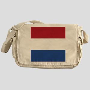 Flag of the Netherlands Messenger Bag
