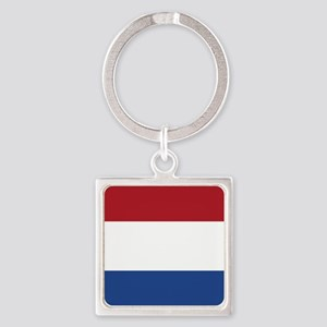 Flag of the Netherlands Keychains