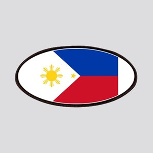 Flag of the Philippines Patches