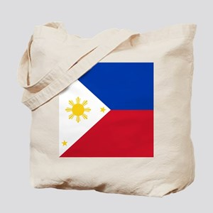 Flag of the Philippines Tote Bag