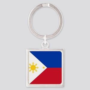 Flag of the Philippines Keychains
