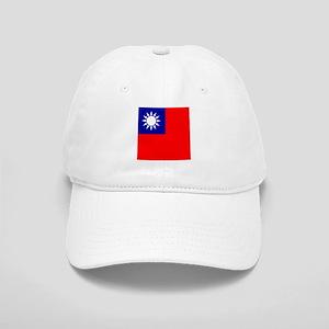Flag of Taiwan Cap