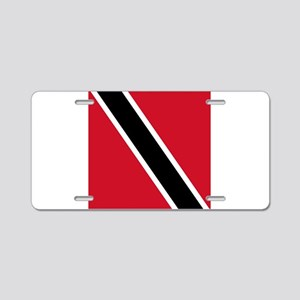 Flag of Trinidad and Tobago Aluminum License Plate
