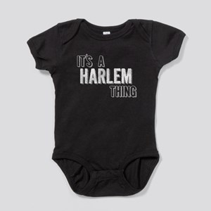 Its A Harlem Thing Baby Bodysuit