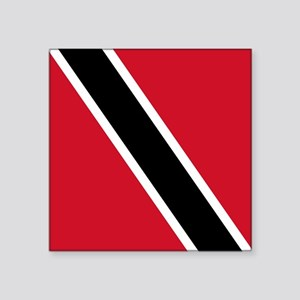 Flag of Trinidad and Tobago Sticker