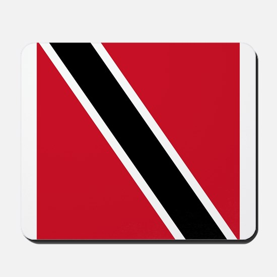Flag of Trinidad and Tobago Mousepad