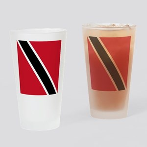 Flag of Trinidad and Tobago Drinking Glass