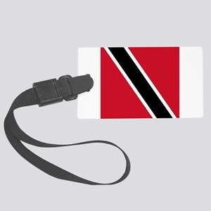 Flag of Trinidad and Tobago Large Luggage Tag