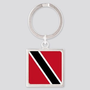 Flag of Trinidad and Tobago Keychains