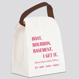 I GET IT Canvas Lunch Bag