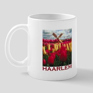 Haarlem, Amsterdam Tulips Mug