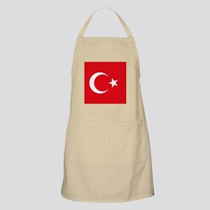 Flag of Turkey Apron