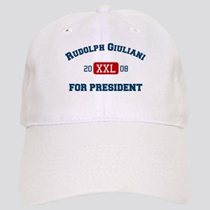 Rudolph Giuliani for President Cap