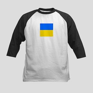 Flag of Ukraine Baseball Jersey