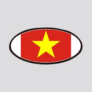 Flag of Vietnam Patches