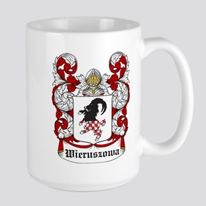 Wieruszowa Coat of Arms Mugs