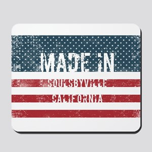 Made in Soulsbyville, California Mousepad