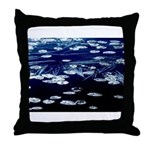 Here and now Throw Pillow
