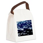 Here and now Canvas Lunch Bag