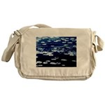 Here and now Messenger Bag
