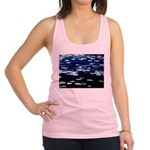 Here and now Racerback Tank Top