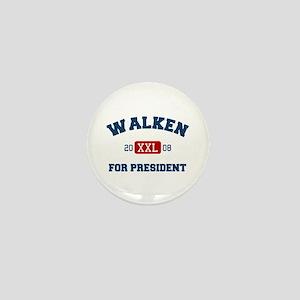 Walken for President Mini Button
