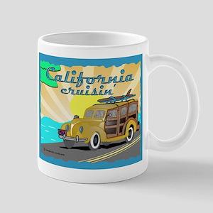 california dreamin Stainless Steel Travel Mugs