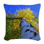 Alive Woven Throw Pillow