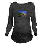 Alive Long Sleeve Maternity T-Shirt